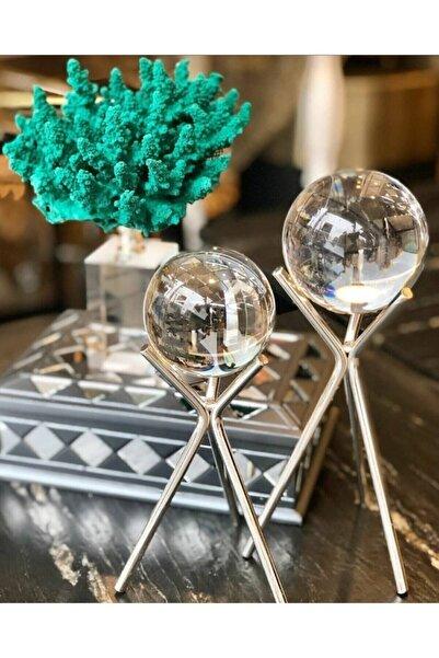 Crazy Eniyisii 2'li Ev Süsü Gümüş