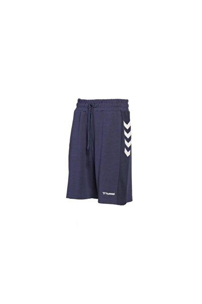HUMMEL Erkek Mavi Hmlole Shorts