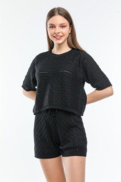LETOON Kadın   Triko Takım Trk02