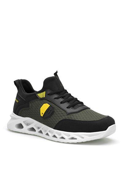 DARK SEER Haki Siyah Erkek Sneaker