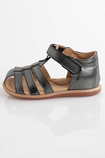 Ahenk Kids Kız Çocuk Sandalet Ak162