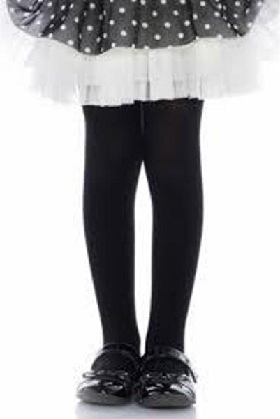 Penti Kız Çocuk Siyah Külotlu Çorap Micro 40
