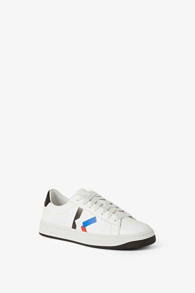 Kenzo Erkek 3d Renkli K Logolu Sneaker Ayakkabı