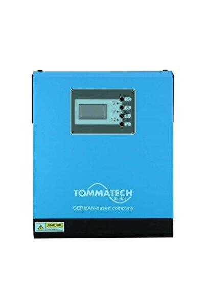 Tommatech Mavi Tam Sinüs Akıllı İnverter 24v 3000w