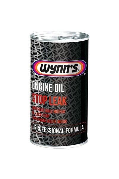 Wynns Engine Oil Stop Leak Wynn's Motor Yağ Sızıntı Kaçak Önleyici Yağ Katığı Katkısı 325ml