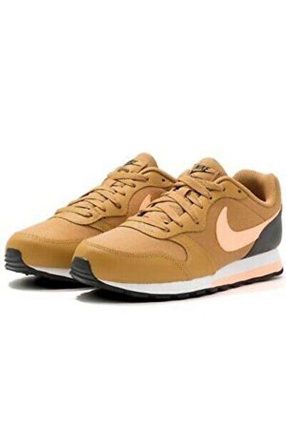 Nike Md Runner 2 Unisex Sarı Ayakkabı 807316700