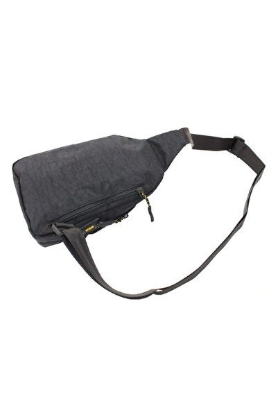 SEVENTEEN 4924 Tek Omuz Askılı Krinkle Sırt  Göğüs Çantası  Body Bag
