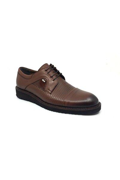 Taşpınar Üçlü %100 Deri Erkek Günlük Yazlık Ayakkabı 39-45