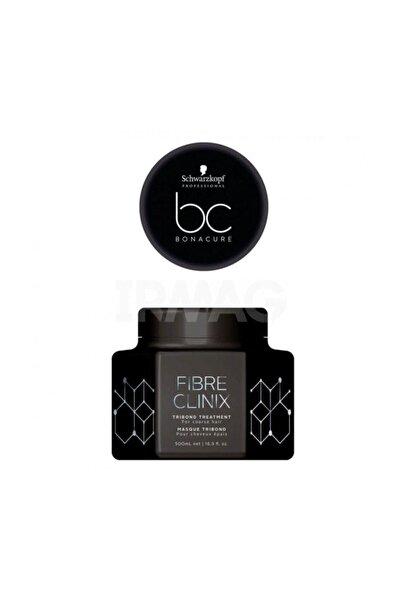 Bonacure Bc Bonacure Fibre Clinix Kalın Telli Saçlar Için Yapılandırıcı Maske 500 Ml