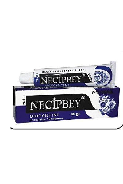 NECİPBEY Briyantin Yağlı 40 ml (3'lü Paket)