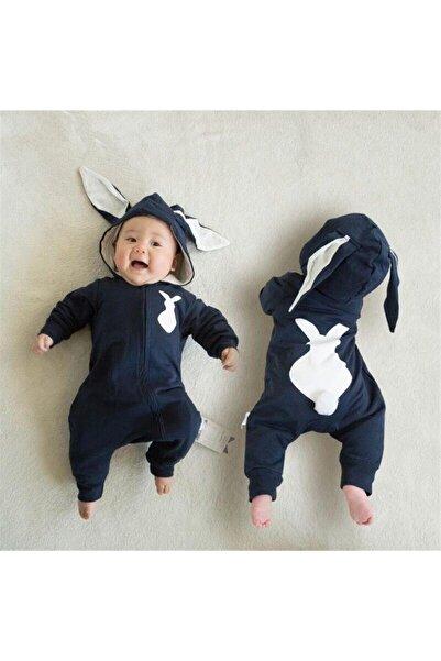 Bebe Tavşanlı K Tulum Lacivert