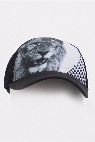 Mossta Aslan Figürlü Şapka