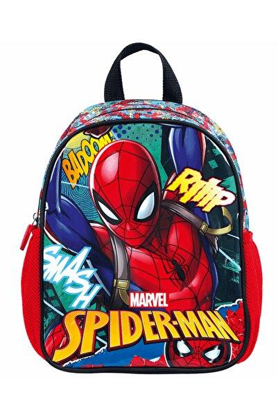 Mikro Spiderman Anaokulu Çantası Hawk Jr Graf 5224