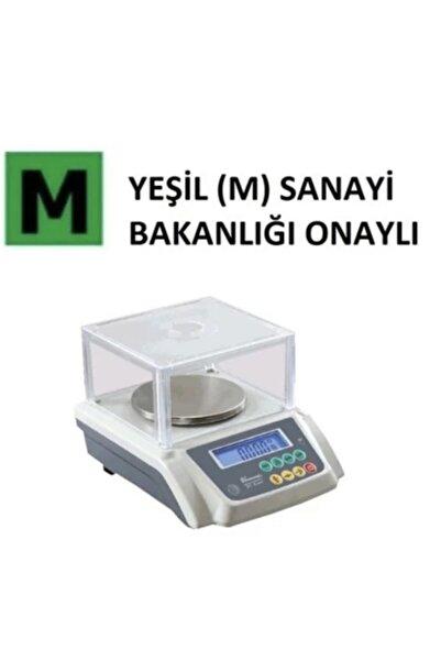 Dikomsan Ht-sa 600 gr. 0.01 gr. Onaylı Medikal-eczane Terazisi