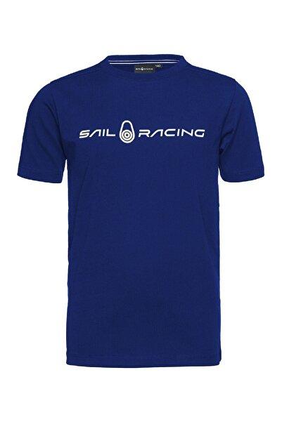 Sail Racing Erkek Mavi Çocuk Tişört