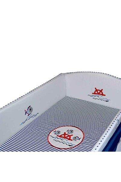Sunny Baby Denizci Oyun Parkı Lüks Uyku Seti 70x110 Lacivert (mnz601)