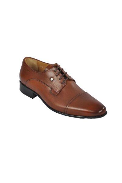 Fosco Erkek Taba Hakiki Deri Klasik Ayakkabı 2239-4