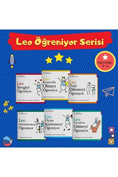 Sola Kidz Leo Öğreniyor Set (6 Kitap)