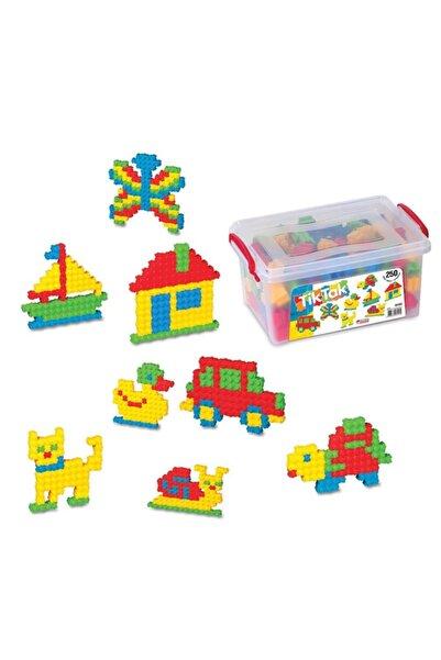 FEN TOYS Tiktak Küçük Box (250 Parça) Eğitici Akıl Oyunu