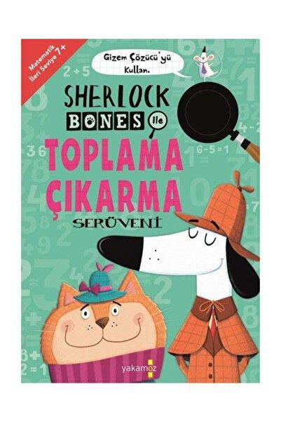 Tekin Yayınevi Sherlock Bones Ile Toplama Çıkarma Serüveni - Jonny Marx