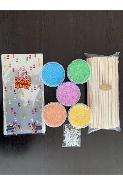 Festiva Evde Pamuk Şeker Üretim Seti Aile Boyu - 2 Kg.