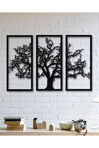 RetroLazer Hayat Ağacı 3d Mdf Ahşap Tablo Evinize Ofisinize Yeni Tarz Wall Art