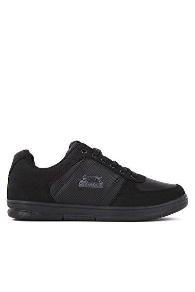 Slazenger Poınt I Sneaker Kadın Ayakkabı Siyah Sa20lk002