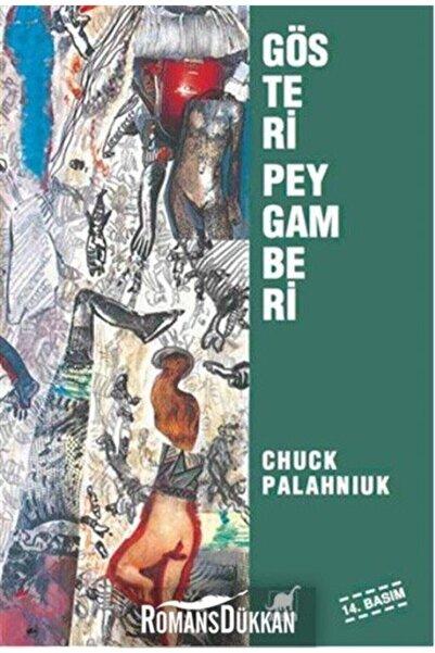 Ayrıntı Yayınları Gösteri Peygamberi Chuck Palahniuk