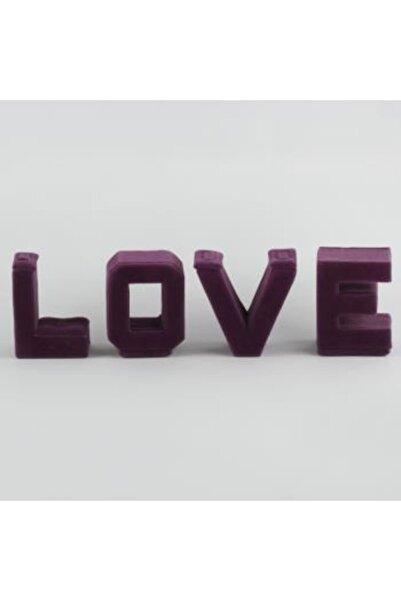 HEESSTORE 4''lü Love Yazılı Anfora Yüzük Standı