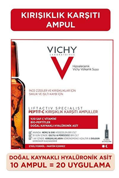 Vichy Liftactiv Peptit-C Kırışıklık Karşıtı Ampul %10 Saf C Vitamini ve Peptitler  30162990