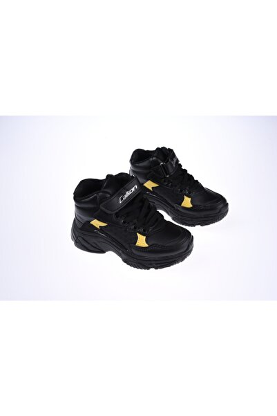 Callion Erkek Çocuk Siyah Ayakkabı