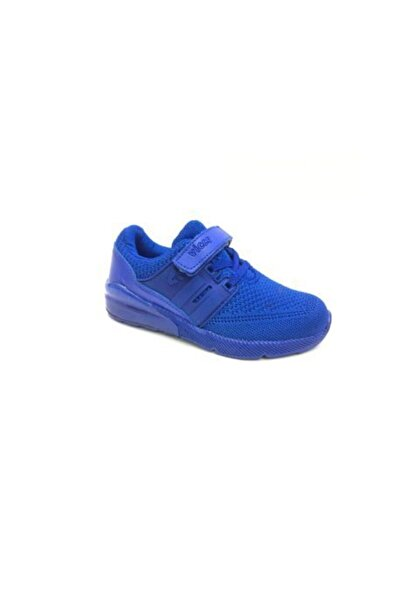 Vicco Unisex Çocuk Saks Mavi Spor Ayakkabı