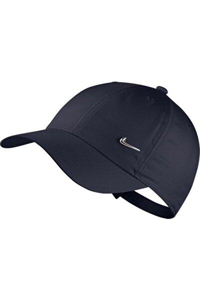 Nike Av8055-451 Çocuk Şapka Metal Logolu