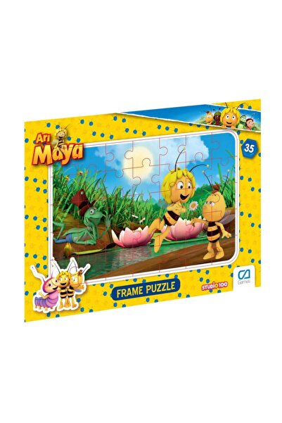 RAVENSBURGER Arı Maya Frame Puzzle 35 ca. 5047