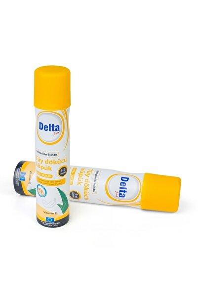 FRT Delta Zex Tüy Dökücü Köpük Yağlı Ciltler 200 Ml