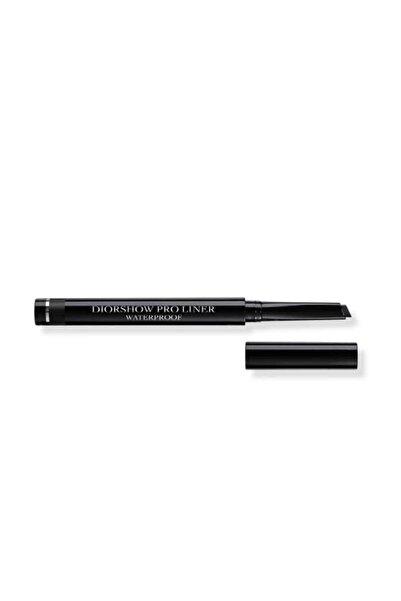 Dior Siyah Eyeliner - Pro Liner 092 Backstage Black 3348901252805