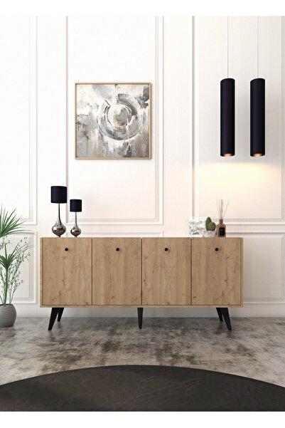 Cool Home Tarz Modern Konsol Sepet (meşe) 170 cm