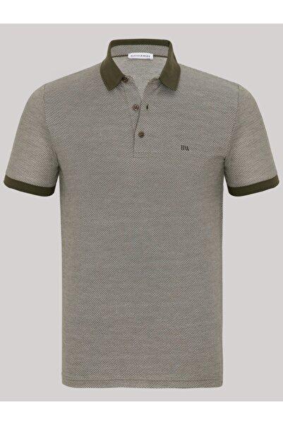 Basics&More Erkek Kısa Kol Polo Yaka T-shirt