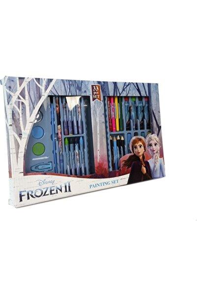 Frozen Fr-4191 Boyama Seti 33 Parça