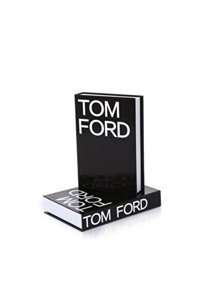 RetroLazer Tom Ford Dekoratif Kitap Kutu Aksesuar