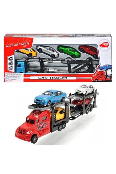 Dickie Toys Arabalı Tır Seti