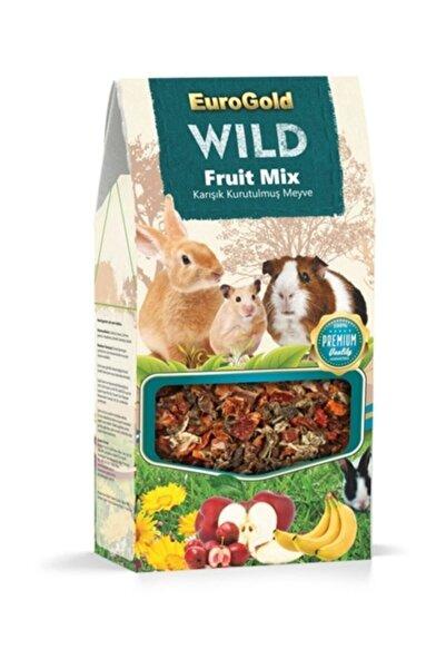 EuroGold Wild Fruit Mix 80 gr Karışık Kurutulmuş Meyve Şöleni