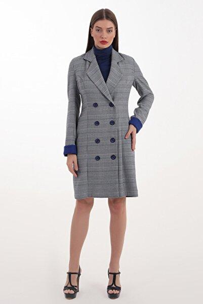 HomeStore Kadın Mavı Ceket 1863000606005