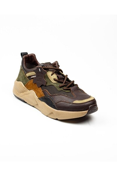 lumberjack Santiago Erkek Deri Sneaker 100536281