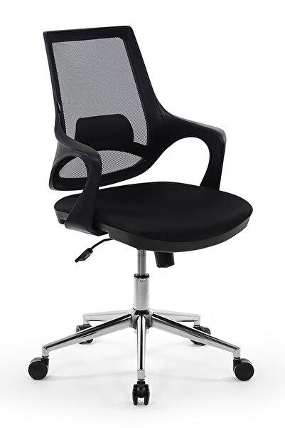 Seduna Skagen Çalışma Koltuğu   Ofis Sandalyesi   Metal Ayaklı