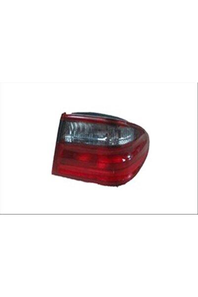 famella Mercedes E Class W210 00/02; Uyumlu Dış Stop Lambası Sağ Kırmızı/füme
