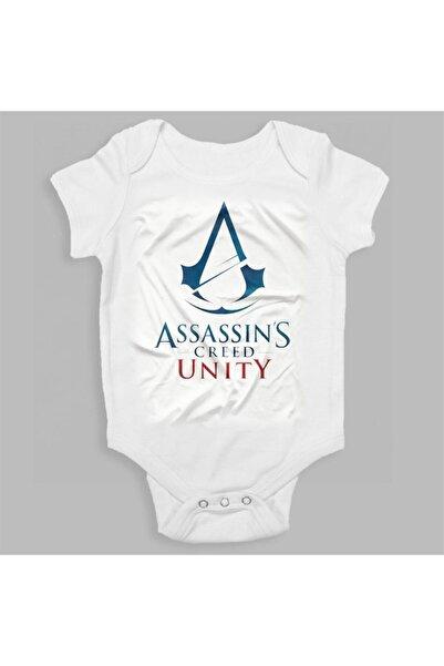 TisortFabrikasi Assassin's Creed Bebek Body, Bebek Zıbın, Bebek Tulumu Bcvıd53