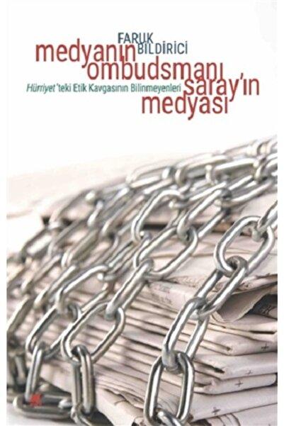 Ayrıntı Yayınları Medyanın Ombudsmanı Saray'ın Medyası