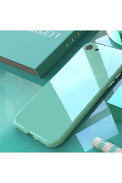 HTstore Apple Iphone 7 Kılıf Voero 360 Magnet Case-turkuaz