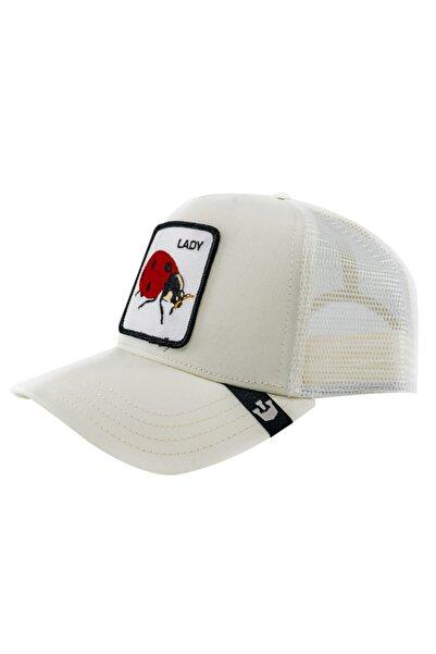 Goorin Bros Unisex Beyaz Spot Spot Şapka 101-0552